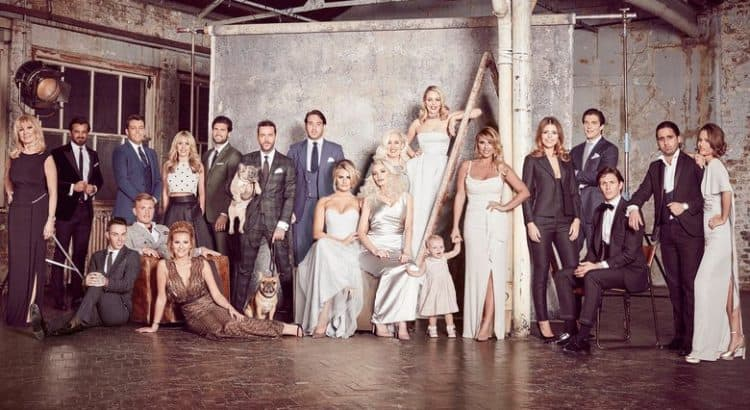 TOWIE - The only way is Essex