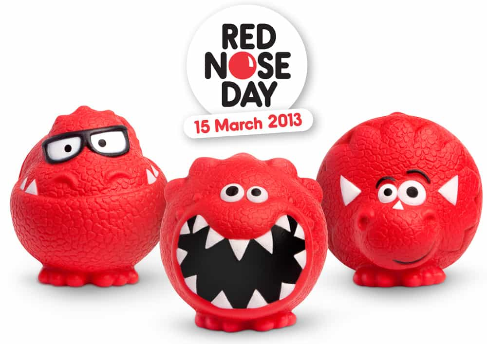 what is red nose day what is the meaning of
